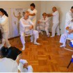 Curso Seiki Shiatsu en Silla - Julio 2014 - Dictado por Alejandro Cohen,  Actualización para terapeutas de la escuela