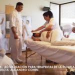Taller Camilla- Actualización para terapeutas de escuela Seiki Shiatsu _ Octubre 2015- Dicta- Alejandro Cohen