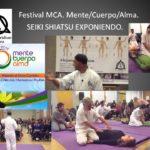 Ponencia práctica. MCA (Mente/Cuerpo/Alma). Alejandro Cohen.Santiago 2012.